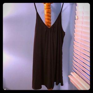Dresses & Skirts - Nordstrom Black Shift Dress